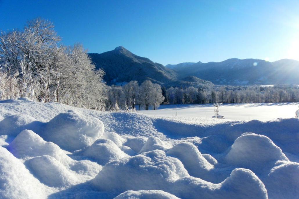 Lenggrieser Winterpracht
