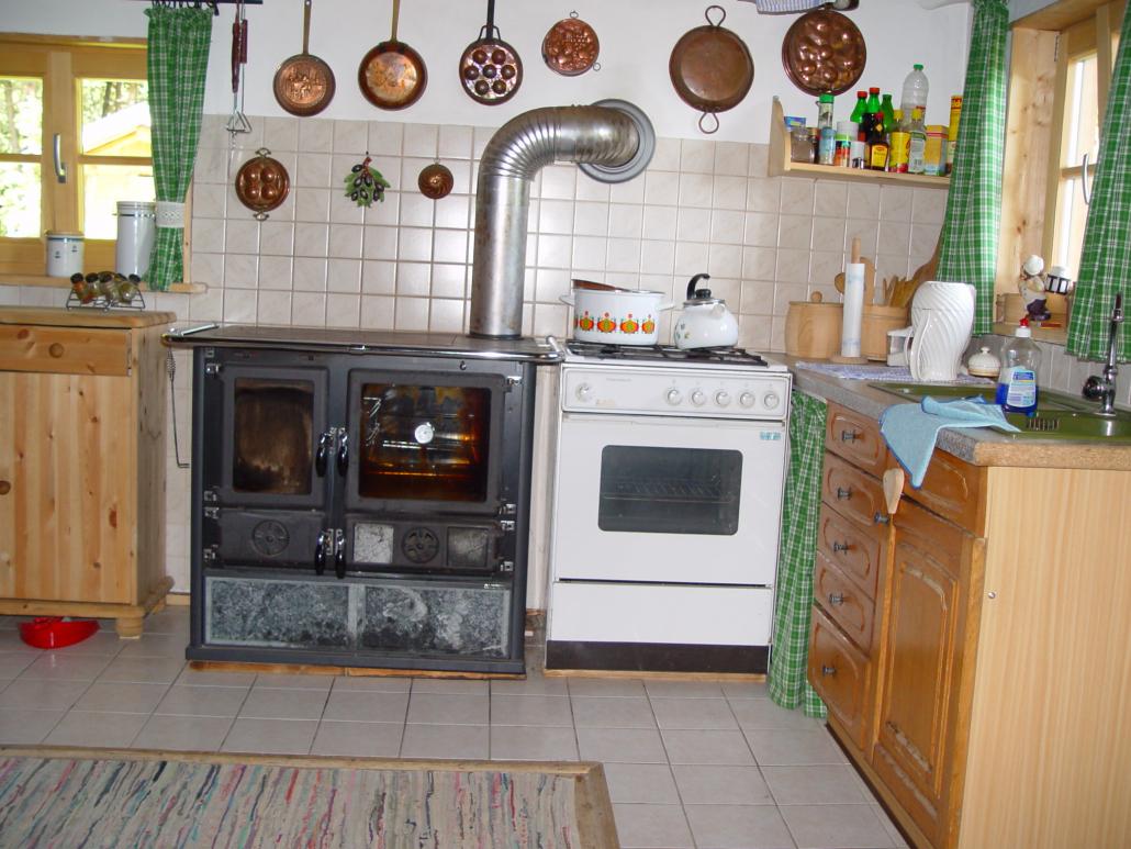 Küche Almhütte