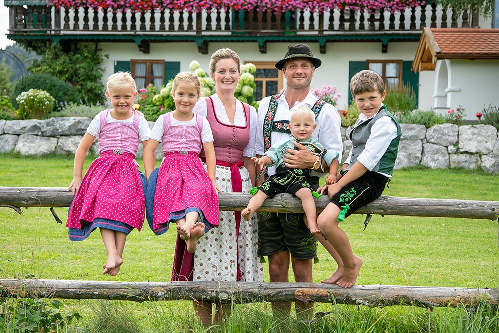 Ihre Gastgeber Familie Murböck